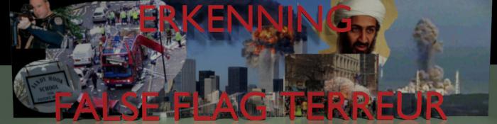 false flag terreur